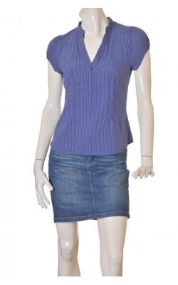 Bluza albastra H&M, marime 42