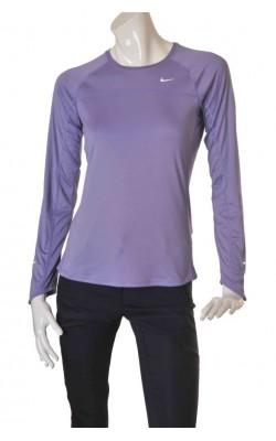 Bluza alergare Nike Dry-Fit Miler, marime M