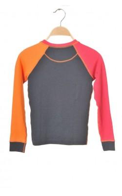Bluza amestec merinos Ulvang, 8-9 ani