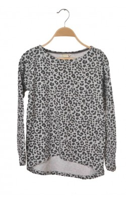 Bluza animal print H&M, 12-14 ani