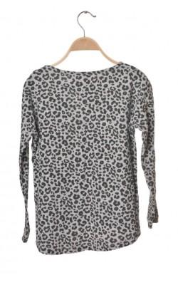 Bluza animal print H&M, 12-14 ani
