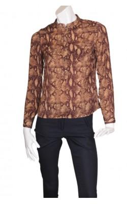 Bluza animal print H&M, marime 38