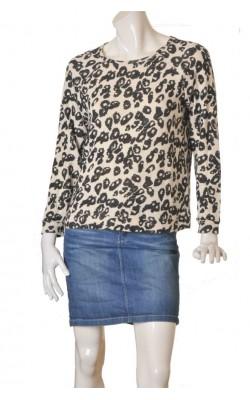 Bluza animal print Lindex, marime L