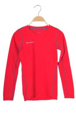 Bluza antrenament sezon rece SOC, 11-12 ani
