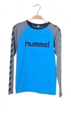 Bluza baieti Hummel, 12 ani