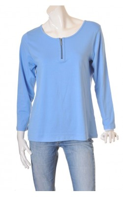 Bluza bleu Andrea by Pm Norway, marime XL