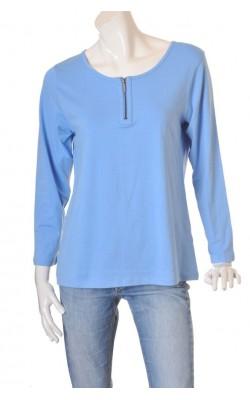 Bluza bleu Andrea by Pm Norway, marime XL