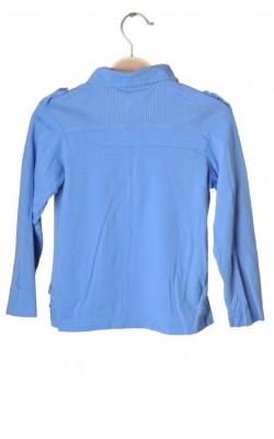 Bluza bleu din bumbac Mexx, 5-6 ani