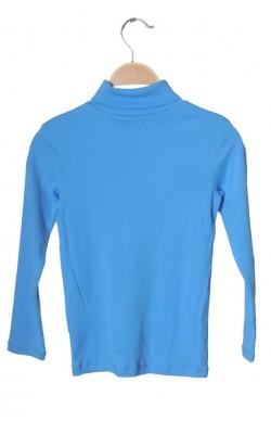 Bluza bleu H&M, 7-8 ani