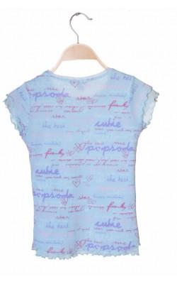 Bluza bleu H&M, 8-9 ani