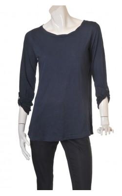 Bluza bleumarin inchis Lindex, marime L