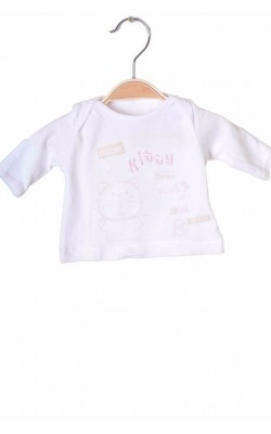 Bluza broderie roz Mothercare, 2.3 kg