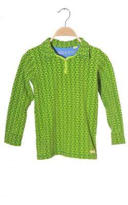 Bluza bumbac Lollopard, 7-8 ani