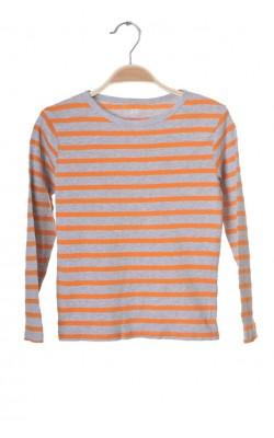 Bluza bumbac organic H&M, 7-8 ani