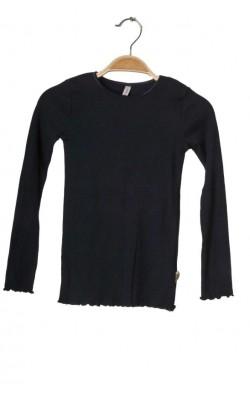 Bluza bumbac si modal Pomp de Lux, 8 ani