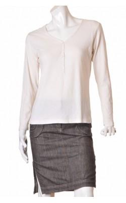 Bluza bumbac texturat Vrs Woman, marime XL