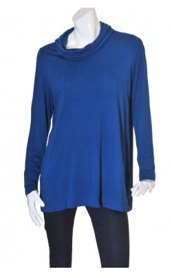 Bluza cu guler amplu Kappahl, modal si bumbac, marime XL