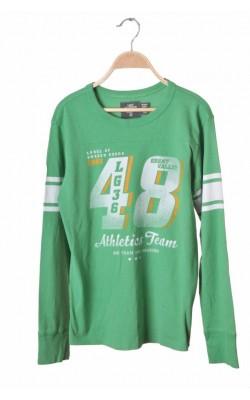 Bluza cu imprimeu H&M L.o.g.g., 12-14 ani