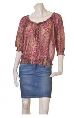 Bluza cu imprimeu H&M, marime 36