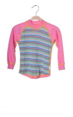 Bluza de corp lana merinos, 3-4 ani