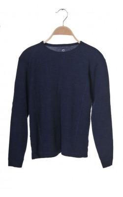 Bluza de corp lana pura cubus, 12-13 ani
