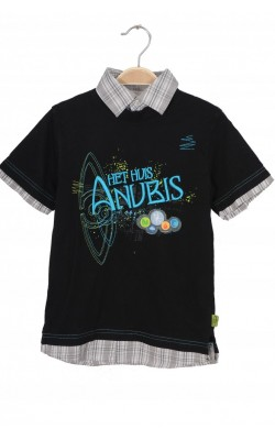 Bluza din bumbac C&A, 8 ani