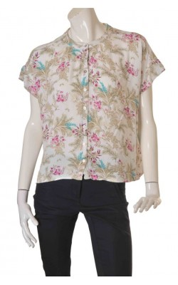 Bluza din vascoza Orianna, marime XL