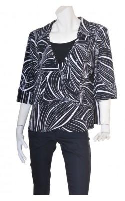 Bluza eleganta Hermann Lange, marime 48/50