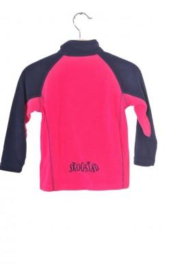 Bluza fleece drumetie Skogstad, 5-6 ani