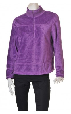 Bluza fleece Izod, marime XL