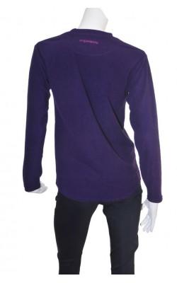 Bluza fleece mov Stormberg, marime M