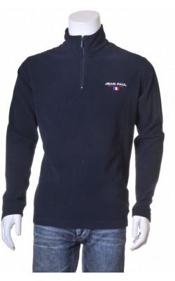 Bluza fleece negru Jean Paul, marime L