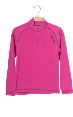 Bluza fleece roz Norheim, 10 ani