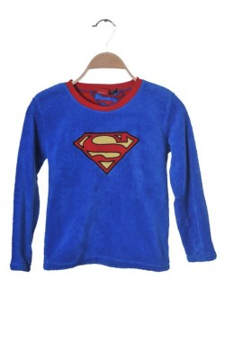 Bluza fleece Superman by Rebel, 7-8 ani