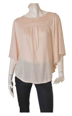 Bluza fluture cu dantela H&M, marime S