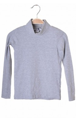 Bluza gri H&M, 7-8 ani
