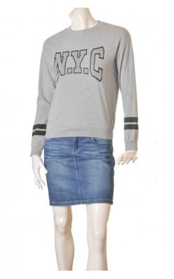 Bluza gri H&M Divided, marime S