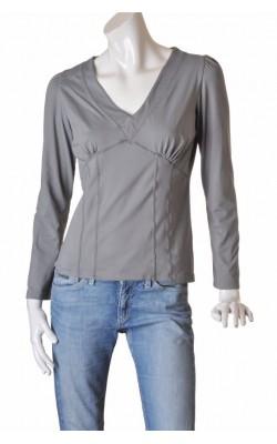 Bluza gri Staff, efect modelator, marime L