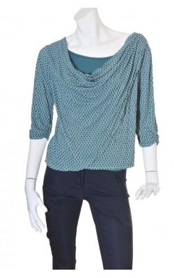 Bluza guler drapat Zavanna, marime L
