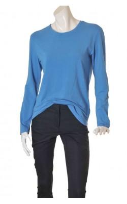 Bluza H&M, fine cotton stretch, marime L