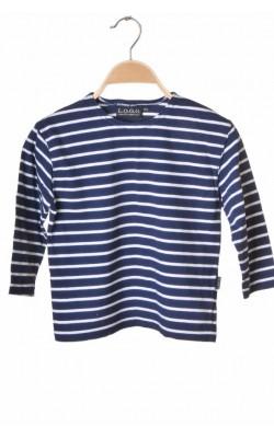 Bluza H&M L.o.g.g., bumbac, 4 ani