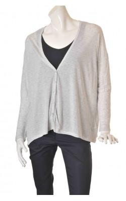 Bluza jerseu fin H&M, croi supradimensionat, marime 44
