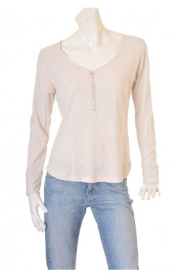 Bluza jerseu reiat H&M L.o.g.g., marime XL