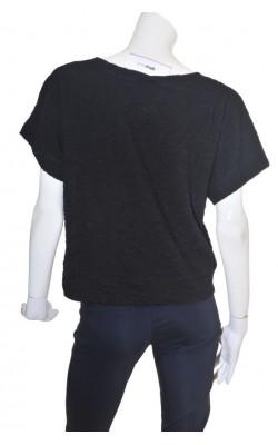 Bluza jerseu texturat Gina Tricot, marime L