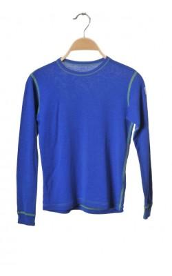 Bluza lana merinos Janus, 9-10 ani