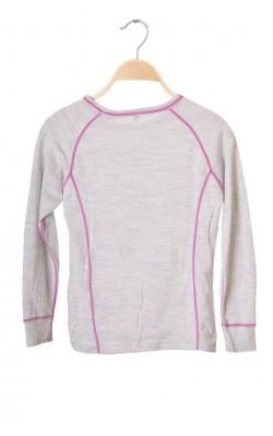 Bluza lana merinos Skogstad, 10 ani