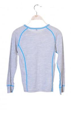 Bluza lana merinos Skogstad, 12 ani