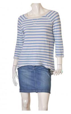 Bluza lejera bumbac H&M L.o.g.g., marime M