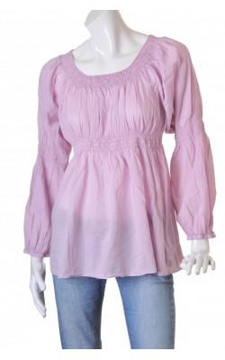 Bluza lila Gina Tricot, marime 38