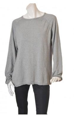 Bluza lunga din bumbac Cubus, marime XL